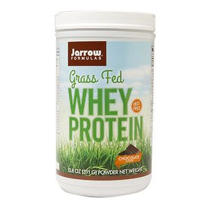 Jarrow Formulas Grass Fed Whey Protein Chocolate 15 Servings
