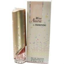 Swarovski Miss Aura Women's 1.7-ounce Eau de Toilette Refillable Spray