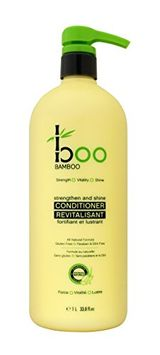Boo Bamboo Strength and Shine Conditioner