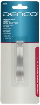 Denco Stainless Steel Nail Clipper