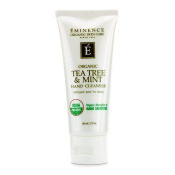 Eminence Organics Tea Tree and Mint Hand Cleanser