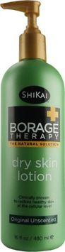 ShiKai Borage Natural Therapy Dry Skin Lotion