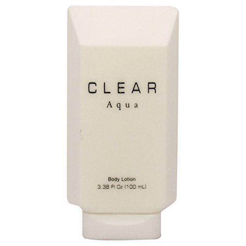 Intercity Beauty Company Clear Aqua Body Lotion for Women