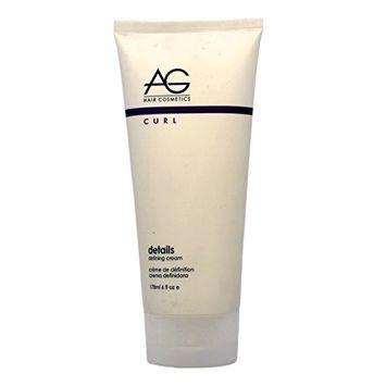 AG Hair Cosmetics Details Curl Defining Cream for Unisex