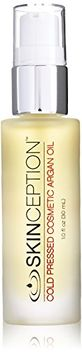 Skinception Organic Cold Pressed Cosmetic Argan Oil
