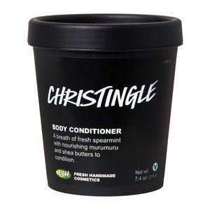 LUSH Christingle Body Conditioner