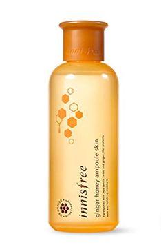 innisfree Ginger Honey Ampoule Skin