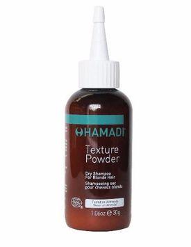 Hamadi Beauty Texture Powder Dry Shampoo, Blonde, 1.06 oz.