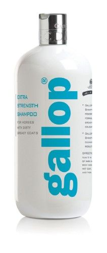 Horseloverz Carr & Day & Martin Horse Gallop Extra Strength Shampoo