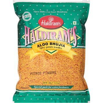 Haldiram's Aloo Bhujia Spicy Potato Fingers Noodles, 14.12 oz