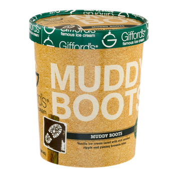 Giffords's Famous Ice Cream Muddy Boots
