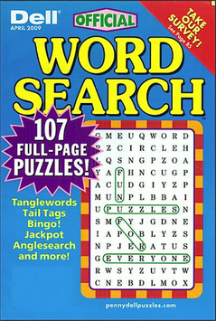Kmart.com Official Word Search Puzzles Magazine - Kmart.com
