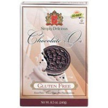 Josef's Gluten Free Jo-sef's Gluten Free Chocolate O's Cookies -- 8.5 oz