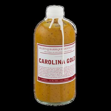 Lillie's Q Barbeque Sauces & Rubs Carolina Gold