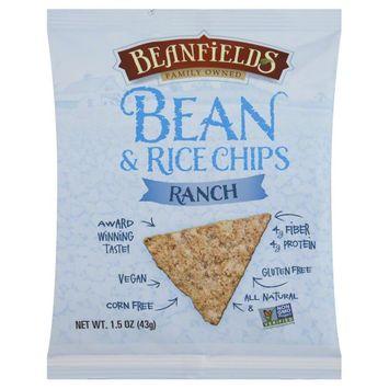 BeanFields - Bean & Rice Chips Ranch - 1.5 oz.