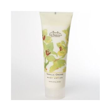 San Francisco Soap Company Vanilla Orchid Moisturizing Body Lotion - 8.75 fl. oz.