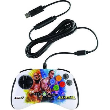 Mad Catz WWE All STARS BrawlPad for Xbox 360
