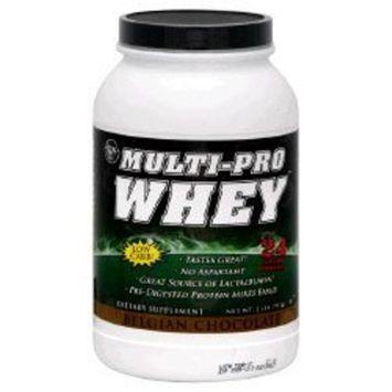 Ids Multi-pro IDS MULTI WHEY CHOCOLATE 6.2LB