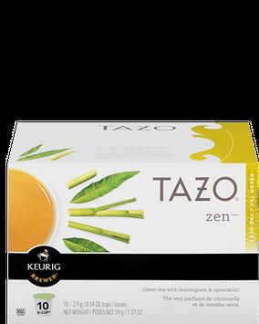 Tazo Zen™ K‑cup® Pods