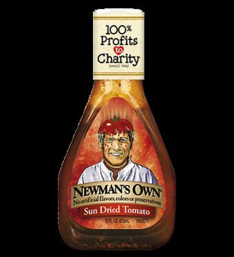 Newman's Own Sun Dried Tomato Vinaigrette