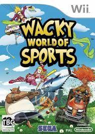 Sony Wacky World Of Sports (Nintendo Wii)