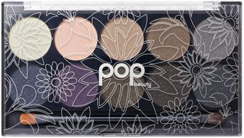 Pop Beauty Bright Up Your Life Eyeshadow Palette Smokin Hot