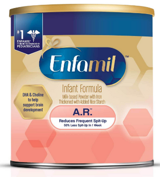 Enfamil™ A.R. Milk-Based Infant Formula For Spit-up Powder