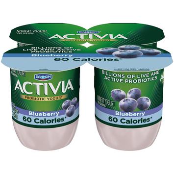 Activia® Light Blueberry Probiotic Yogurt