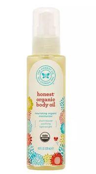 The Honest Company Organic Body Oil