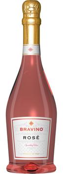 Bravino Rosé Sparkling Wine
