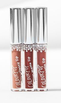 ColourPop Sugar and Spice Lip Set
