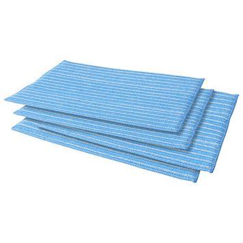 Haan Ultra Microfiber 4-Pk. Steam Mop Pads