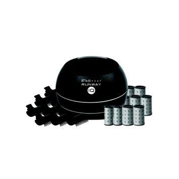 FHI Heat Runway IQ Volumizing Hot Roller Set with Dry Hair Spray