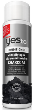 Yes To Charcoal Detoxifying & Ultra-moisturizing Charcoal Conditioner