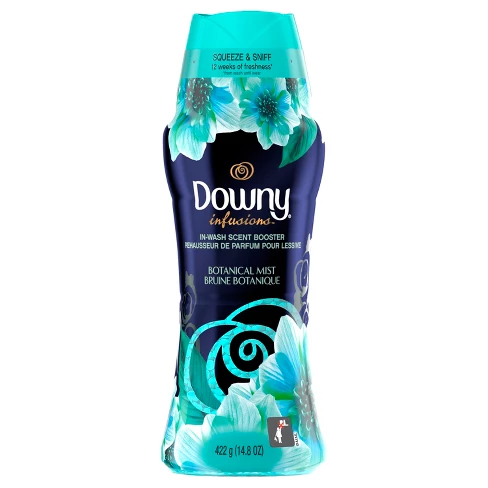 Downy® Infusions™ Botanical Mist™ In-Wash Scent Booster