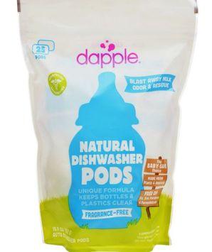 dapple Automatic Dishwasher Pods Fragrance-Free