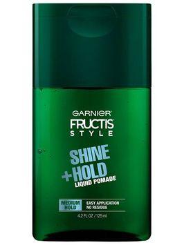 Garnier Fructis Shine + Hold Liquid Hair Pomade for Men