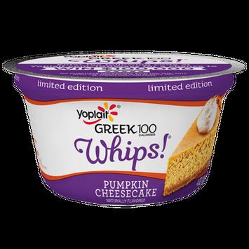 Yoplait® Yg100 Whips! Pumpkin Cheesecake Yogurt