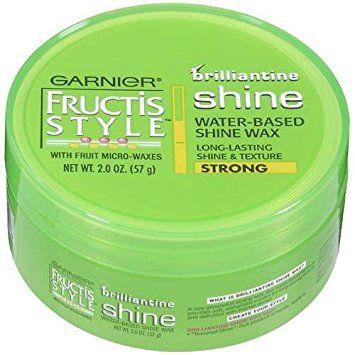 Garnier Fructis Style Brilliantine Water-Based Shine Wax
