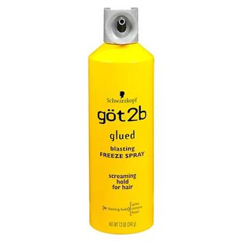 Schwarzkopf Got2b™ Glued Blasting Freeze Spray