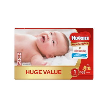 Huggies® Little Snugglers Size 1 Diapers