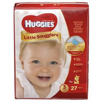 Huggies® Little Snugglers Size 3 Diapers