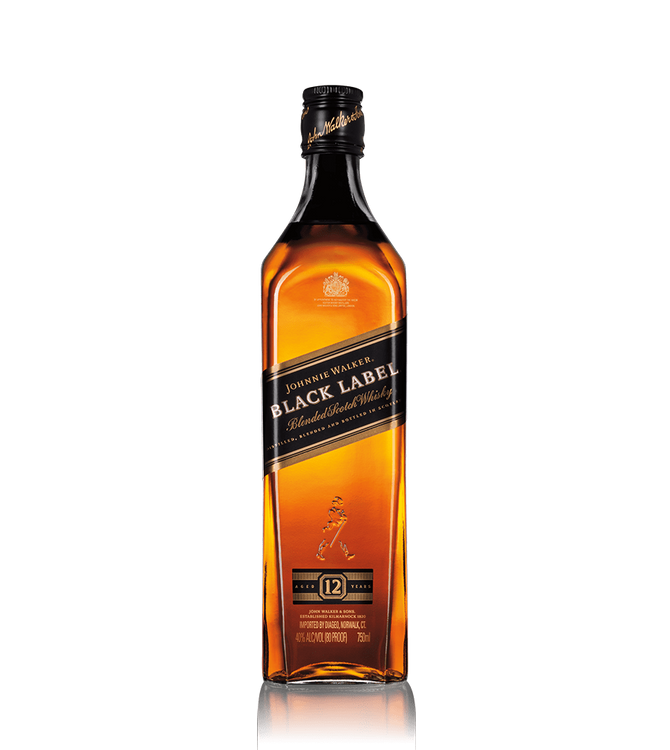 Johnnie Walker Black Label Blended Scotch Whiskey Reviews 2020