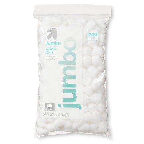 up & up Jumbo Cotton Balls