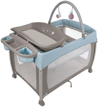 Ingenuity Washable Playard Deluxe - Summer
