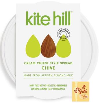 Kite Hill™ Chive Cream Cheese Style Spread