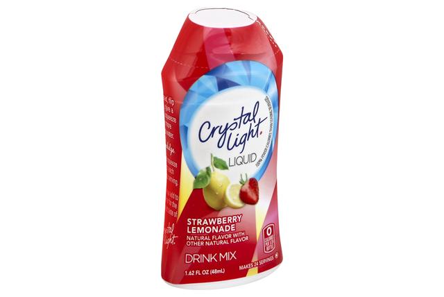 Crystal Light Strawberry Lemonade Liquid Drink Mix