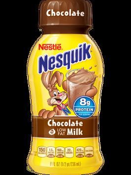 Nesquik® Chocolate Low Fat Milk