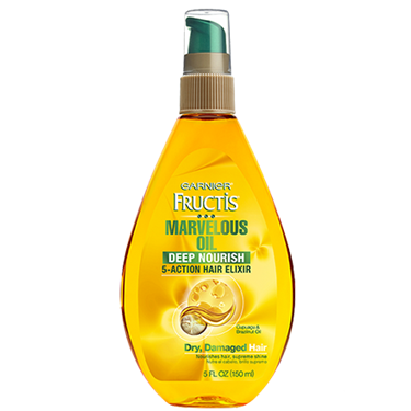 Garnier Fructis Marvelous Oil Deep Nourish