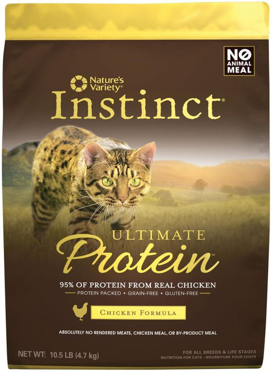 Natures Variety Nature's Variety Instinct Ultimate Protein Chicken - 10.5 lbs